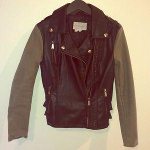 BCBGeneration Jackets & Coats - BCBGeneration Leather Jacket